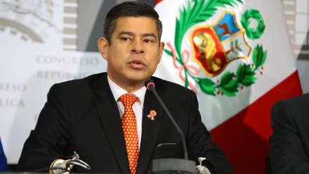 Galarreta indicó que solo el Congreso puede investigar a los funcionarios del CNM