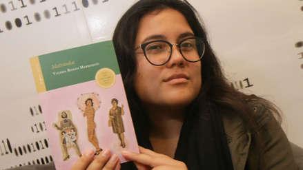 Valeria Román, la poeta a la que la edad (a veces) le juega en contra