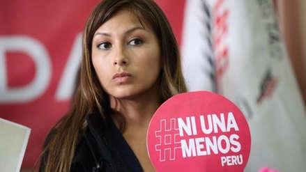 Corte de Ayacucho absolvió a Arlette Contreras de presunto delito de falsedad genérica