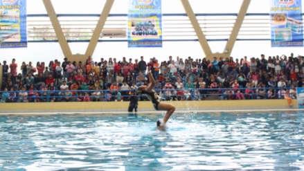 Alistan Sudamericano de Natación 2018 en Trujillo