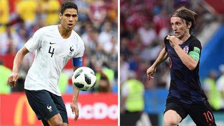 Francia 4-2 Croacia EN VIVO EN DIRECTO ONLINE: Minuto a minuto por la final de Rusia 2018