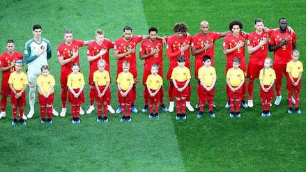 Cada jugador de Bélgica se llevará 313.000 euros si consiguen ser terceros