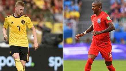 Inglaterra 0-1 Bélgica EN VIVO ONLINE: hora, canales y alineaciones