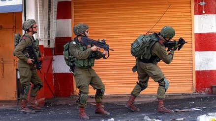 Un menor palestino muere por disparo del Ejército israelí en protesta en Gaza