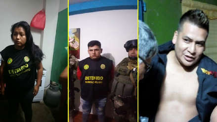 En megaoperativo capturan a 24 integrantes de Los Marcas de Chocano