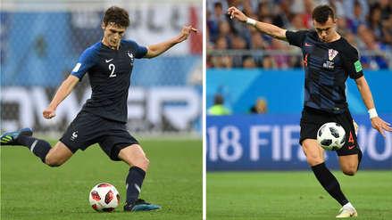 Francia 4-2 Croacia EN VIVO EN DIRECTO ONLINE: Fecha, horarios y alineaciones