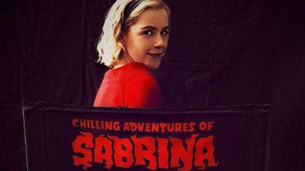 """""""Sabrina"""": Se muestra el primer teaser y póster del remake de la serie para Netflix"""