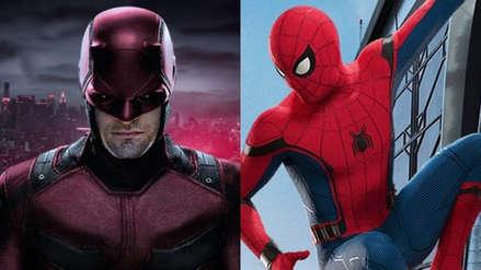 Charlie Cox quiere que a Daredevil haciendo equipo con Spider-Man