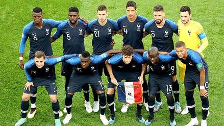 El futbolista que quiso jugar por España, pero que estará en la final del Mundial con Francia