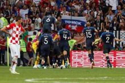 Francia vs. Croacia EN VIVO: horario, fecha y canal del partido por la final de Rusia 2018