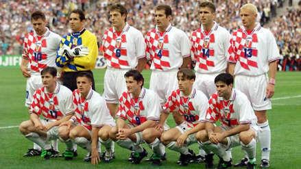 La Federación Croata invitó a la final a los ganadores del bronce en Francia 98