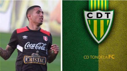 CD Tondela, el nuevo club de Sergio Peña que busca su primer título en Portugal