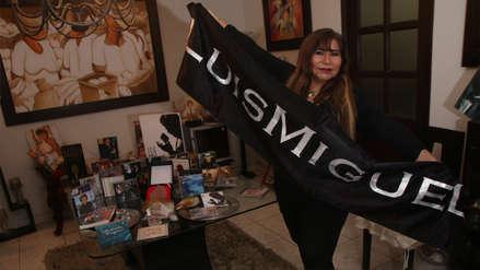 Luis Miguel: Conoce a la incondicional fanática peruana que sigue por el mundo al cantante