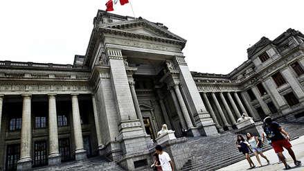Las medidas que ha planteado el Gobierno para una reforma del sistema judicial