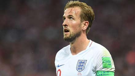 El probable 11 de Inglaterra para enfrentar a Bélgica por el tercer puesto de Rusia 2018