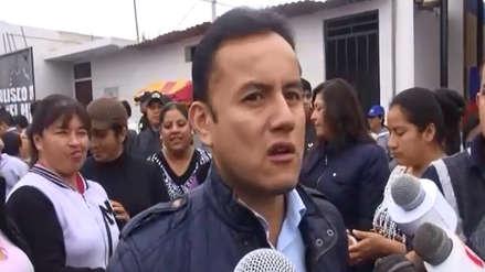 Richard Acuña pide drásticas sanciones para cuestionado juez Hinostroza