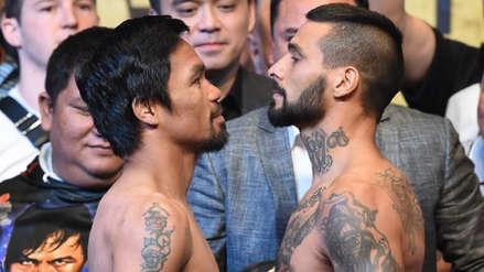 Manny Pacquiao vs. Lucas Matthysse: la pelea de campeones por el título mundial
