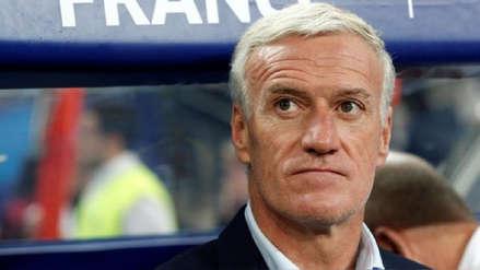 Didier Deschamps pide tranquilidad a sus jugadores antes de la final de Rusia 2018