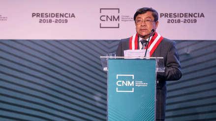 Poder Judicial aprobó impedimento de salida del país contra miembro del CNM Julio Gutiérrez