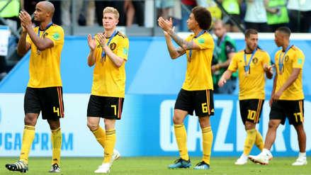 Bélgica se convirtió en el cuarto equipo en ganar 6 partidos en un Mundial sin campeonar