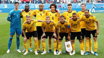 Bélgica y las últimas 5 selecciones que ocuparon el tercer lugar de un Mundial