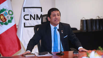 Guido Aguila anunció su renuncia irrevocable al Consejo Nacional de la Magistratura