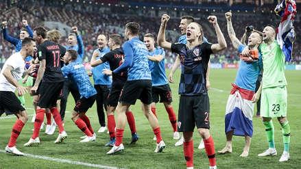El once titular de Croacia que buscará la gloria en la final de Rusia 2018