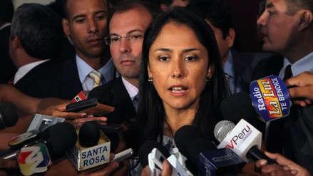 Comisión Madre Mía fijó fecha para que Nadine Heredia explique contenido de agenda