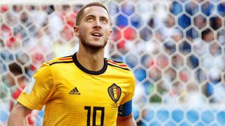 El gol de Hazard a Inglaterra obliga a empresa a reembolsar a miles de clientes sus televisores