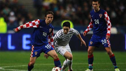 ¿Cómo quedaron la última vez que Francia y Croacia se enfrentaron?