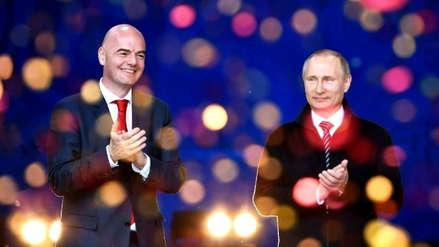 Rusia 2018: Putin asistirá a la final y participará en el acto de premiación
