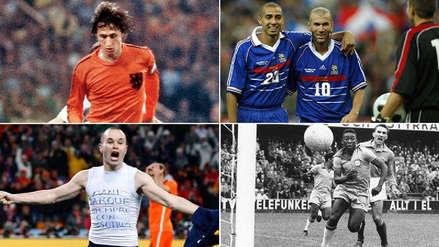 ¿Cómo les fue a las selecciones que jugaron su primera final de un Mundial?
