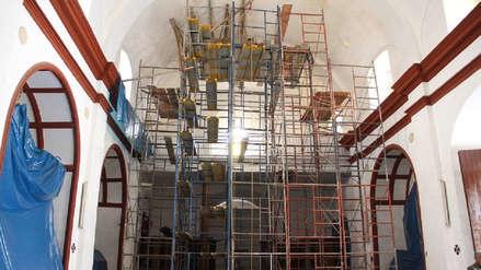 Inician refacciones en Iglesia Santa Ana con más de 467 años