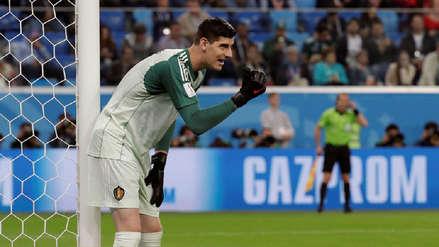 Thibaut Courtois no descarta reforzar el arco del Real Madrid