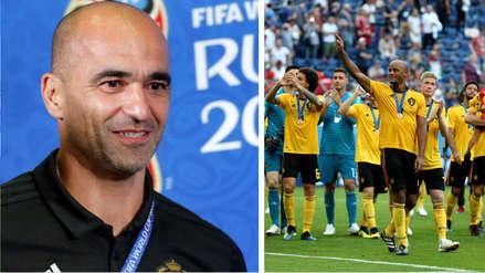 El entrenador de Bélgica valoró el tercer lugar conseguido en Rusia 2018