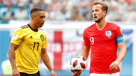 EN VIVO | Inglaterra 0-1 Bélgica: duelo por el tercer puesto de Rusia 2018 EN DIRECTO