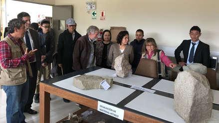 Ministerio de Cultura inauguró primer centro de investigación arqueológico
