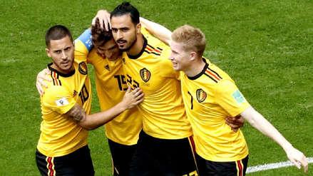 Bélgica venció 2-0 a Inglaterra en el duelo por el tercer puesto de Rusia 2018