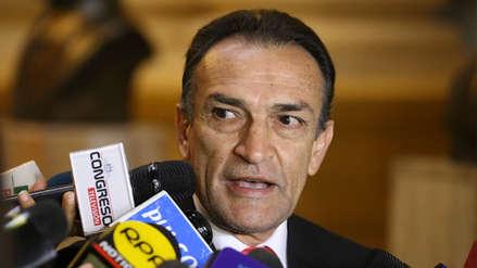 Héctor Becerril negó coordinación con Guido Aguila sobre candidato al CNM