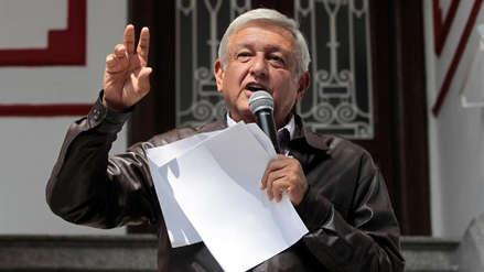 López Obrador ganará el 40 % del salario de Enrique Peña Nieto