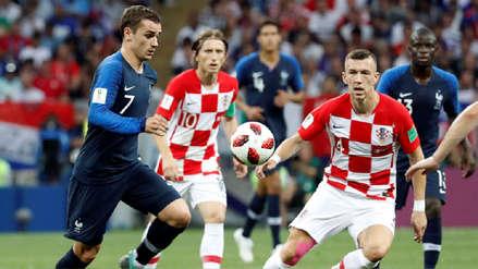 Francia 4-1 Croacia EN VIVO: horario, fecha y canal del partido por la final de Rusia 2018