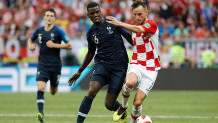 10 datos que dejó el Francia vs. Croacia, la final del Mundial Rusia 2018