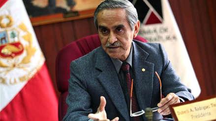 Duberlí Rodríguez: Poder Judicial será declarado en emergencia por tres meses