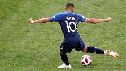 Francia vs Croacia: Mbappé sentencia la gran final del Mundial de Rusia 2018
