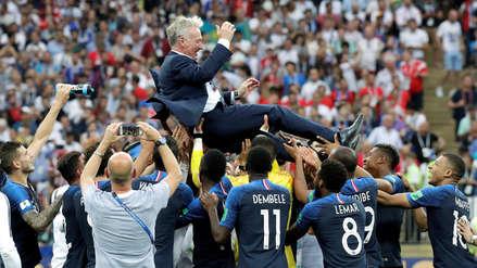 Didier Deschamps, el hombre que ganó la Copa del Mundo como jugador y como entrenador
