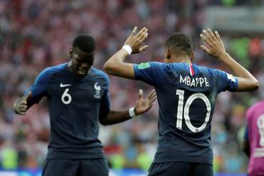 Francia, el campeón más discutido por su estilo de juego