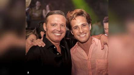 Diego Boneta comparte foto con Luis Miguel y le agradece por su