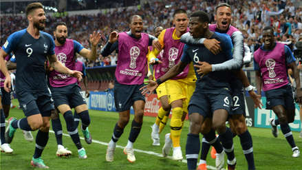 Estuvo cerca de jugar por España, pero terminó consagrándose con Francia