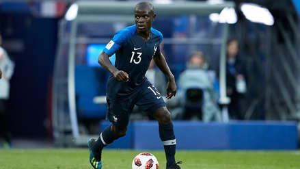Cuando Francia ganó su primer Mundial en el 98, N'Golo Kanté recogía basura para reciclarla