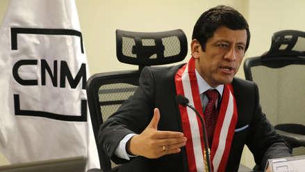 Consejero del CNM, Guido Aguila, se ofreció a ayudar al amigo de un empresario aprista